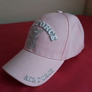 Women's Air Force Hat Size OS